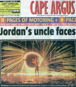 Sparks in the Argus