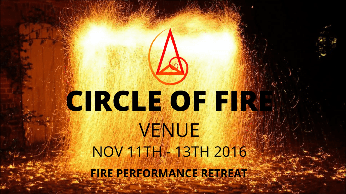 Circle of Fire - Fire Performance Retreat